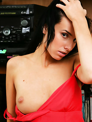 Just-Nude  Alena  Erotic, Softcore, Model, Rare