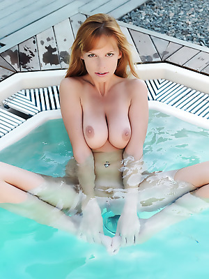 Errotica-Archives  Tubbea  Breasts, Tits, Pool, Softcore, Erotic, Boobs