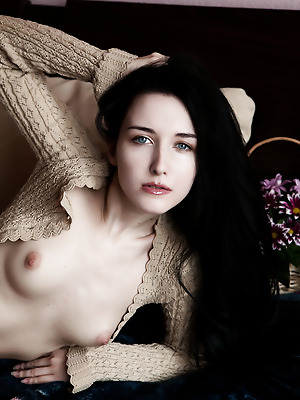 The Life Erotic  Natali B  Beautiful, Erotic, Softcore, Blue eyes