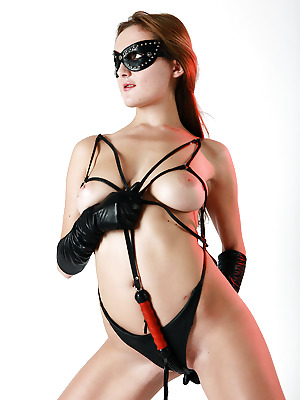 avErotica  Kamelia  Panty, Rubber, Latex, Leather, Teens, Striptease, Solo, Amateur, BDSM, Erotic
